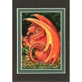 Fire Opal Dragon